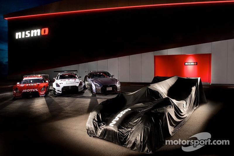 Nissan annonce son programme LMP1 pour 2015