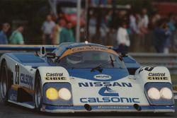 1988 #23 Nissan R88C: Takao Wada, Kazuyoshi Hoshino, Aguri Suzuki
