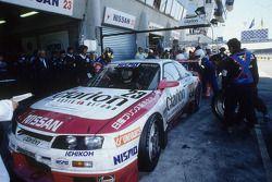 1996 #23 日产 Skyline GT-R: 鈴木利男, 星野一義, 長谷見昌弘