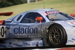 1998 #30 Nissan R390 GT1: John Nielsen, Franck Lagorce, Michael Krumm