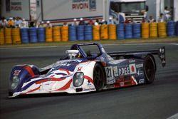 1999 #21 Courage C 52 Nissan: Didier Cottaz, Marc Goossens, Frederik Ekblom