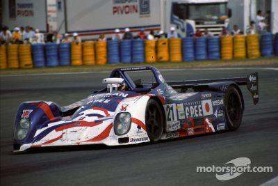 Nissan at Le Mans retrospective