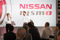 Shoichi Miyatani et Darren Cox, Nissan