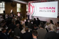 Nissan Chief Planning Office & Executive Vice-President, Andy Palmer