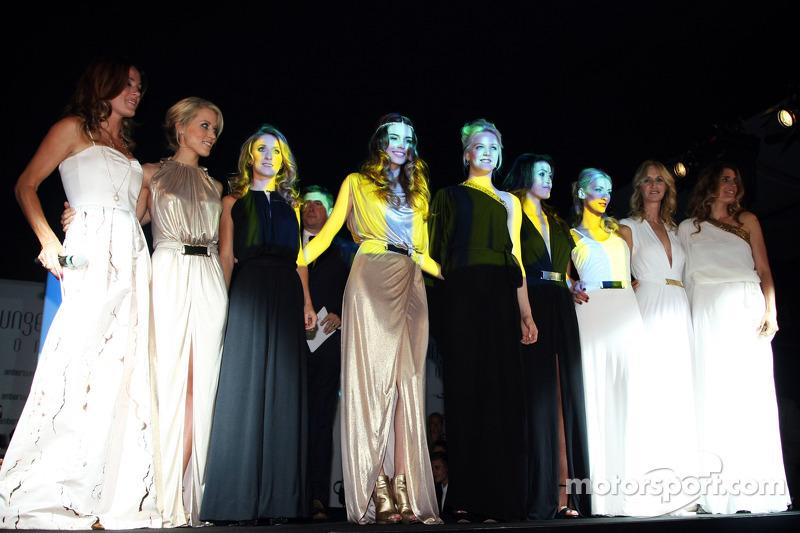 L'Amber Lounge Fashion Show,