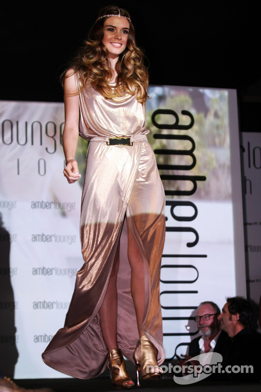 Amber Lounge Fashion Show