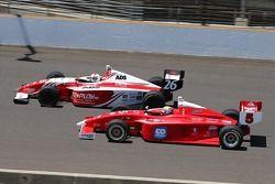 Zach Veach, Andretti Autosport ve Gabby Chaves, Belardi Auto Racing