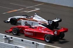 Juan Pablo Garcia, Schmidt Peterson Motorsports e Alex Baron, Belardi Auto Racing