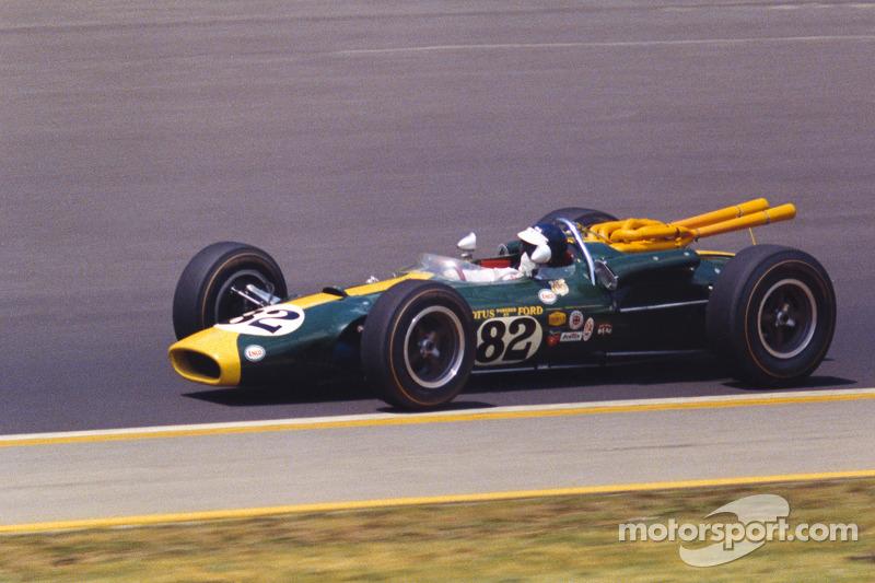 500 Miles d'Indianapolis 1965 : Jim Clark, Lotus-Ford