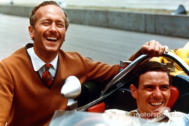 Colin Chapman ve Jim Clark