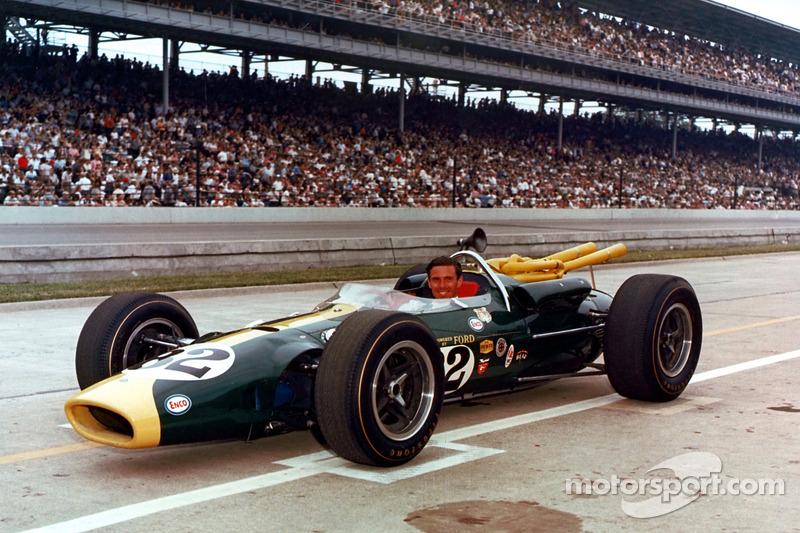 1965: Джим Кларк