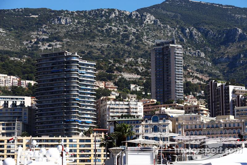 ГП Монако, Субботняя тренировка.