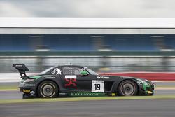 #19 Black Falcon Mercedes, Andreas Simonsen