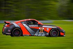 #28 Tim Bell Racing Nissan 370Z : Tim Bell, Dane Cameron