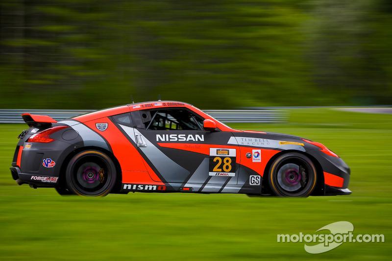 #28 蒂姆·贝尔 Racing 日产 370Z : 蒂姆·贝尔, 达内·卡梅隆