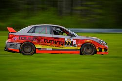 #77 Compass360 Racing 斯巴鲁 WRX STI: 凯利·金普勒, 瑞恩·埃弗斯利