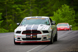 #78 Racers Edge Motorsports Mustang Boss 302 R: David Levine, Lucas Bize