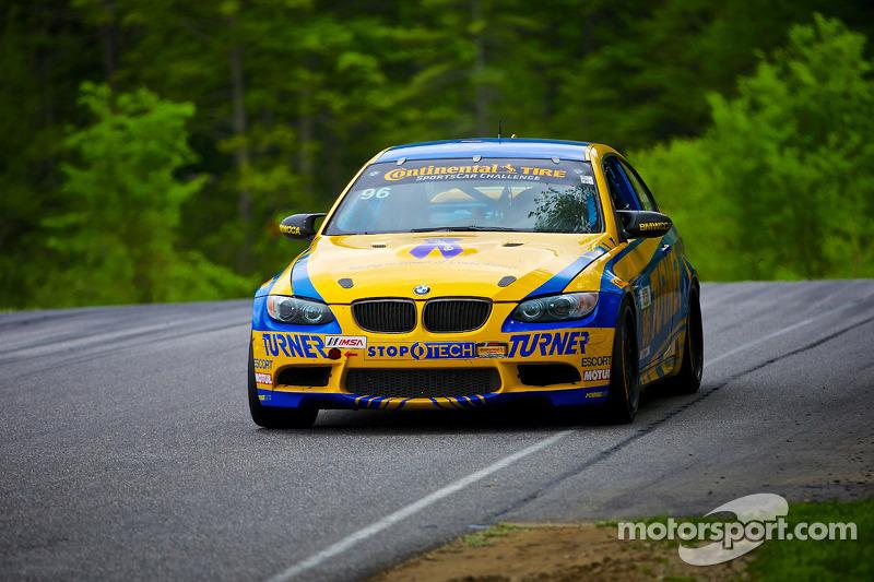#96 Turner Motorsports 宝马 M3: 比尔·奥伯伦, 威尔·特纳