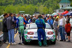 #27 Freedom Autosport Mazda MX-5: Liam Dwyer, Tom Long