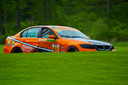 #65 Murillo Racing BMW 328i: Tim Probert, Brent Mosing