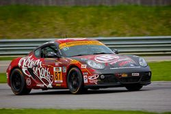 #87 Rebel Rock Racing Porsche Boxster: Charles Espenlaub, Miles Maroney