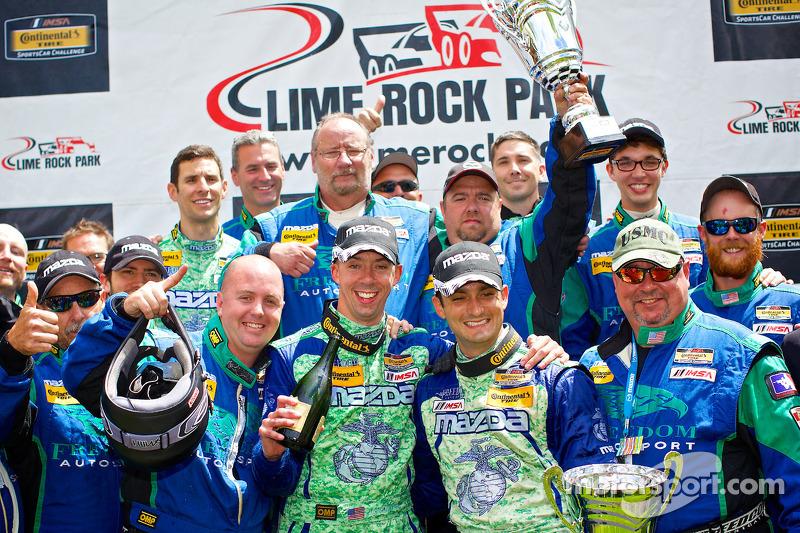 SCC: Lime Rock