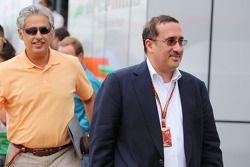 Sheikh Mohammed bin Essa Al Khalifa, CEO do Bahrain Economic Development Board e sócio da McLaren