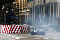 Adrian Sutil, Sauber C33 incidente
