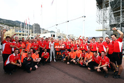Жюль Б'янкі, Marussia F1 Team