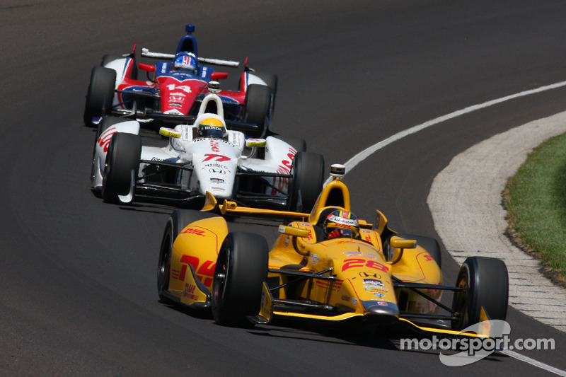 2014: Ryan Hunter-Reay, Andretti Autosport