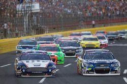 Départ : Jimmie Johnson, Hendrick Motorsports Chevrolet