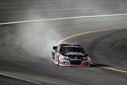 Kurt Busch blows an engine