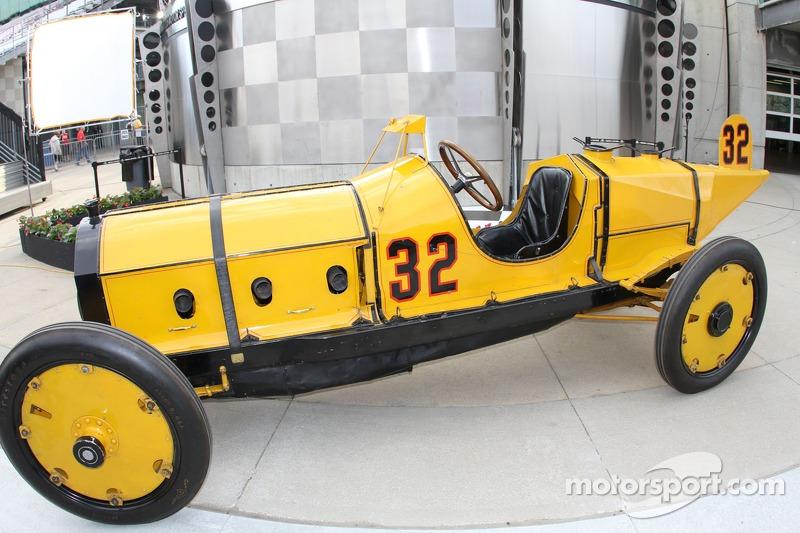 """Mobil pemenang Indy500 pertama, Marmon """"Wasp"""""""