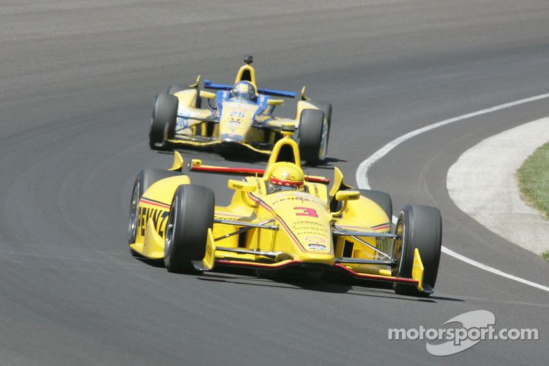 Helio Castroneves, Pennzoil Ulta Platinum Penske Racing Chevrolet