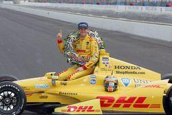 Ryan Hunter-Reay, Andretti Autosports Honda