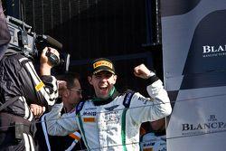Il vincitore della gara: Andy Meyrich