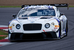 #200 Generation Bentley Racing Bentley Continental GT3: James Appleby, Steve Tandy, Jody Fannin