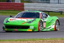 #458 GT Corse by Rinaldi 法拉利 458 Italia: Alex和er Mattschull, Frank Schmikler