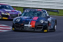 #70 Graff Racing 保时捷 997 GT3 R: 埃里克·特鲁耶, 尼古拉·马罗