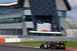 #99 ART Grand Prix MP4-12C Kevin Korjus, Kevin Estre, Andy Soucek