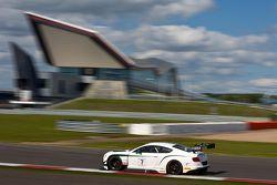 #7 M-Sport 宾利 宾利 Continental GT3: 安迪·梅里克, 盖·史密斯, 斯蒂文·凯恩