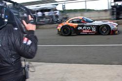 #10 TDS Racing BMW Z4: Eric Clement Benjamin, Lariche Nicolas Armindo