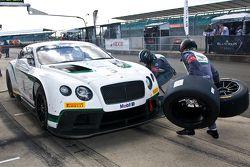 #8 M-Sport 宾利 宾利 Continental GT3:杰罗姆·丹布罗西奥, 安东尼·勒克勒克, 邓肯·塔皮