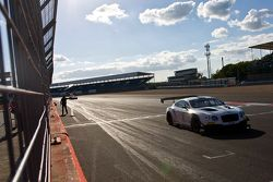 #7 M-Sport Bentley Bentley Continental GT3: Andy Meyrick, Guy Smith, Steven Kane takes the win