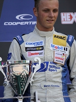 Race winner Marvin Kirchhofer