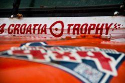 Hırvatistan Trophy tabelası