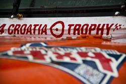 Croatia Trophy bord