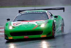 #458 GT Corse by Rinaldi Ferrari 458 Italia: Alexander Mattschull, Frank Schmikler