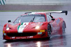 #50 AF Corse 法拉利 458 Italia: 安德鲁·丹尼利韦, 西蒙·科纳普, 安德烈·松维科