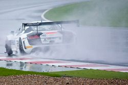 #25 Sainteloc Racing 奥迪 R8 LMS Ultra: Claude-Yves Gosselin, Jean-Claude Lagniez, Marc Sourd